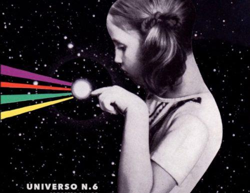 PROGETTO PANICO – UNIVERSO N.6 (2018, Phonarchia Dischi, Dreamingorilla)