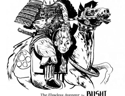 BUSHI – THE FLAWLESS AVENGER (2020, Infinity Entertainment Group)