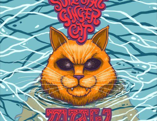 Super Fat Ginger Cat – MAW (2021, Grandine Records)